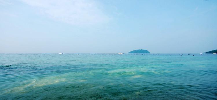 【携手沙巴】之二 马努干岛 - 小鱼滋味 - 小鱼滋味
