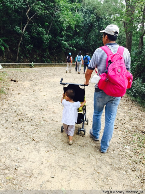 【触摸香港】 城门郊野公园,宝宝也跟着原生态了 - 小鱼滋味 - 小鱼滋味